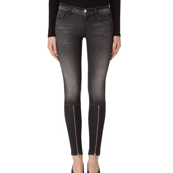 Cheap Classic mid rise skinny jeans - Black Fendi Outlet Cheapest Price PhhBrIE
